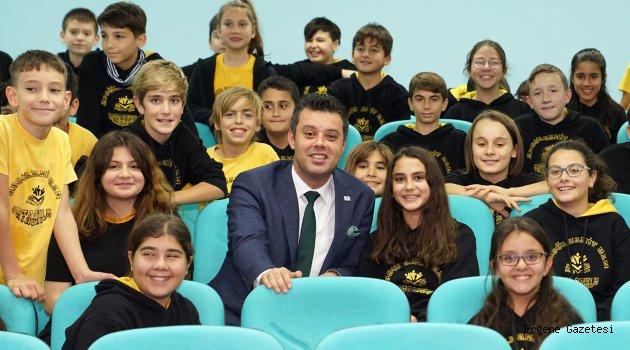 Başkan Sarıkurt Öğrencilere 'İyi Tatiller' Diledi