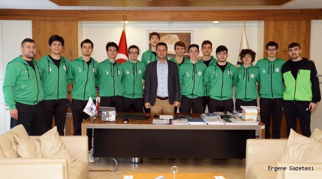 Basketbol U-16 Erkekler Bölge Şampiyonası Kuraları Çekildi