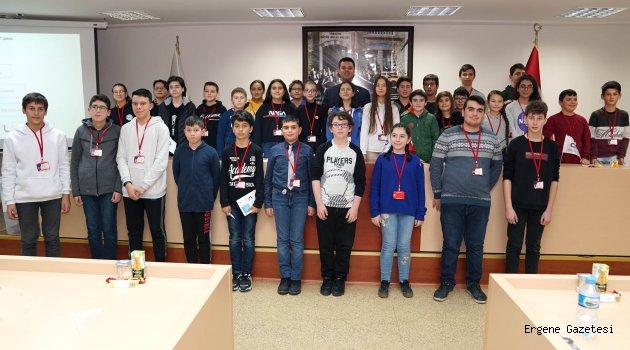 Çorlu Belediyesi Çocuk Meclisi Göreve Başladı