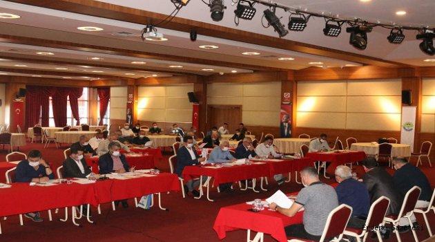 Ergene Belediyesi Ekim Ayı Olağan Meclis Toplantısı İki Oturumda Gerçekleşti