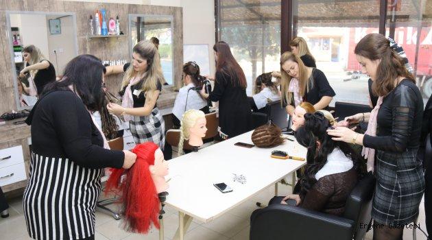 Ergene Belediyesinde Yeni Kursiyerler Eğitimlerine Başladı