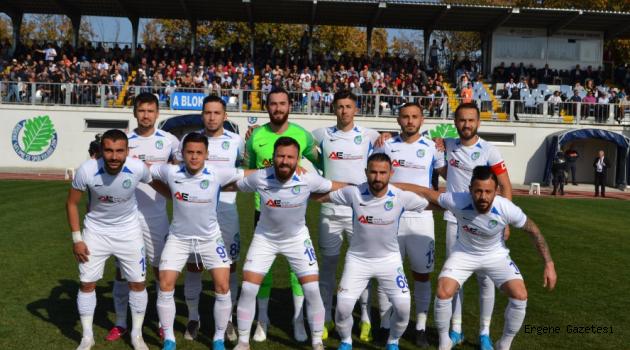 Ergene Velimeşespor Bodrum Belediyesi Bodrumspor'u Konuk Edecek