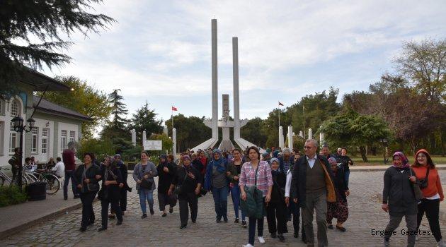Helvacıoğlu, 5 Aralık Dünya Kadın Hakları Günü'nü kutladı