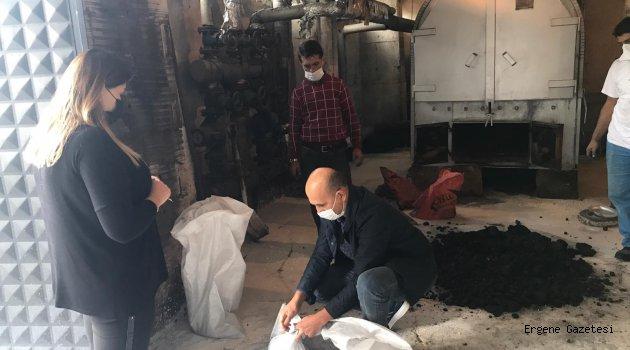 Keşan Belediyesi Kömür Numunesi Alımlarına Ve Kazan Denetimlerine Başladı