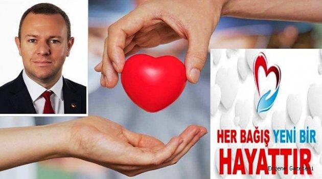 """KTSO Başkanı Soner Ilık; """"Bağışlanan Her Organ, Kurtarılan Bir Hayattır"""""""