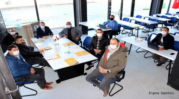 Meslek Komitesi Ortak Toplantısı Yapıldı
