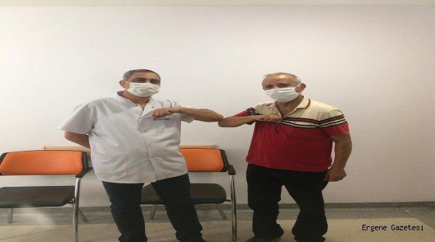 Özel Optimed Hastanesi Uz. Dr. İrfan Aydın'a Muayene Olan Ve Hayatı Tamamen Değişen Metin Gökdeniz Anlatıyor