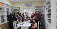 Atatürk Gönüllüleri Zübeyde Hanım Kütüphanesi Her Yaş Grubuna Hitap Ediyor