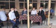 Başkan Albayrak'tan Kırsal Mahallelere Kurban Bayramı Ziyareti