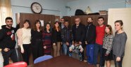 Başkan Helvacıoğlu'ndan Minik Raif Kalaycı'ya Özel Yılbaşı Hediyesi