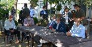 Başkan Yüksel Kırsal Mahallelerde Bayram Ziyaretlerinde Bulundu