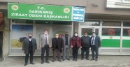 CANDAN YÜCEER CHP HEYETİYLE KARS'TAYDI