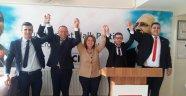 CHP Ergene'de  Kongre Sürecini Kadın Ve Gençlik Kolları İle Tamamladı.