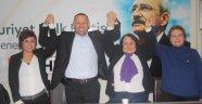 CHP Ergene Kadın Kolları Adayları Tanıtıldı.