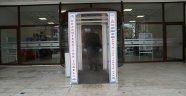 Çorlu Belediyesi Girişine Dezenfeksiyon Tüneli Kuruldu