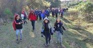 DOÇEK Dişbudak-Karlıköy arasında yürüdü