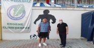 Efsane Futbolcudan Ergene Velimeşespor'a Büyük Destek