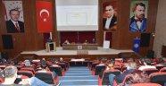 Entegre Yönetim Sistemleri Toplantısı Düzenlendi