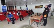 Ergene'de Afet Farkındalık Eğitimi Düzenlendi