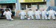 Ergene'de Korana Virüsüne Karşı Dezenfeksiyon Çalışmaları Devam Ediyor