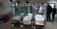 İzolasyonlu Sedyeler Hastanelere Teslim Edildi