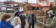 Kaymakam Mehmet Emin TAŞÇI ve Eşi Ayşenur TAŞÇI Aile Ziyaretlerinde Bulundular