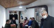 Kaymakam TAŞÇI ve Eşi Ayşenur TAŞÇI ile Kurum Müdürleri Şehit ve Gazi Ailelerine Ziyaretler Düzenlediler