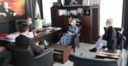Kırklareli Ticaret ve Sanayi Odası, Hırvatistan Cumhuriyeti İstanbul Başkonsolosu Dr. Ivana Zerec'i ağırladı