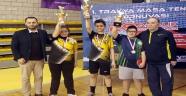 Özel Sporcu Mert Ballı Trakya Şampiyonu Oldu