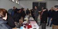 Vali Canalp'ten İzzeti İkram Pazarı'na Destek Ziyareti