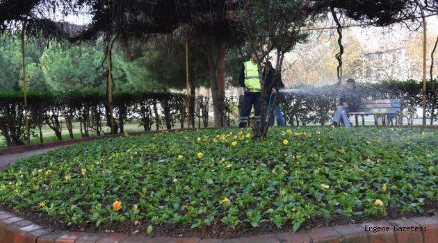 Tekirdağ'ın Çehresi Büyükşehir Belediyesi'nin Hizmetleriyle Güzelleşiyor