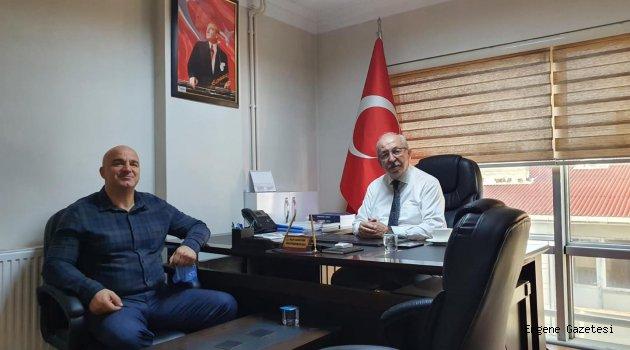 Tekirdağ'ın Kadir Abisi'ne Saray Halkı Olarak Minnettarız