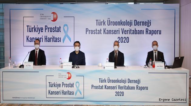 """""""Türkiye Prostat Kanseri Haritası"""" başlıklı rapor Açıklandı"""